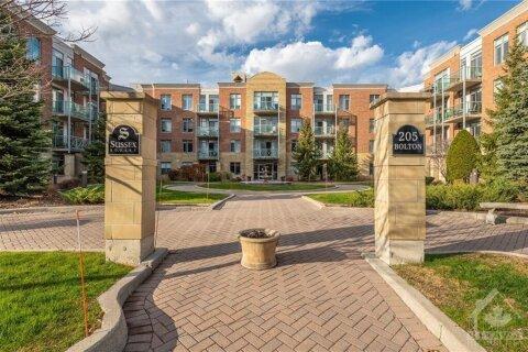 Condo for sale at 205 Bolton St Unit 305 Ottawa Ontario - MLS: 1217822