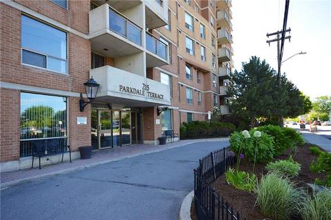 Condo for sale at 215 Parkdale Ave Unit 305 Ottawa Ontario - MLS: 1157647