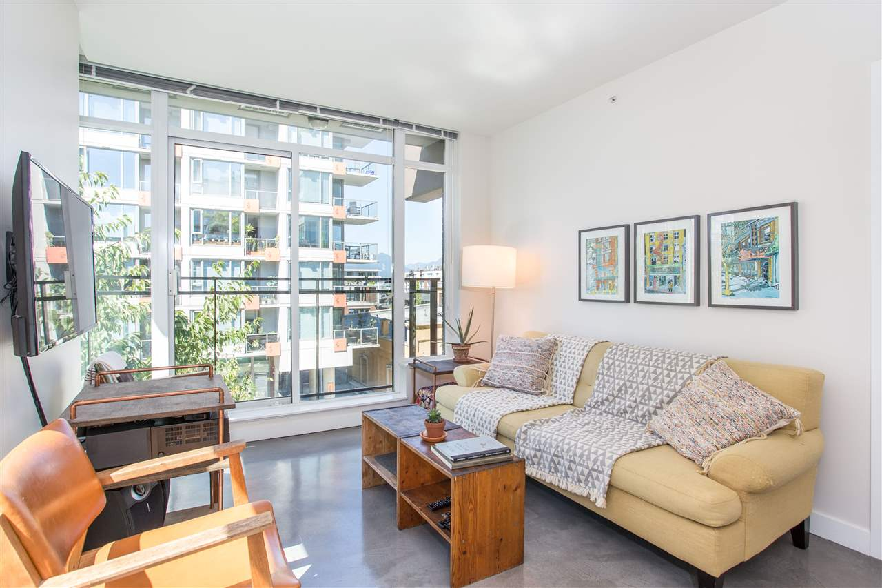 Sold: 305 - 2321 Scotia Street, Vancouver, BC