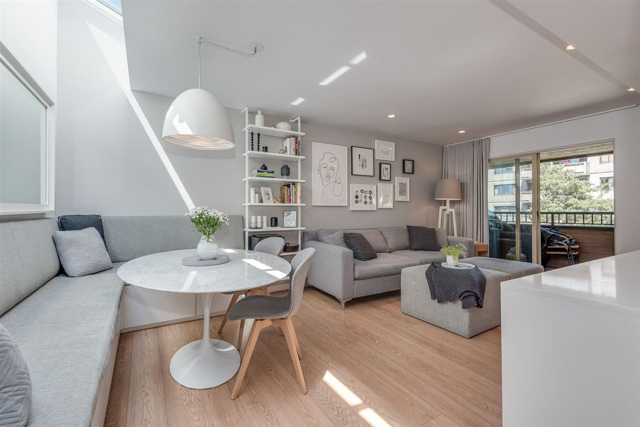 Sold: 305 - 2480 West 3rd Avenue, Vancouver, BC