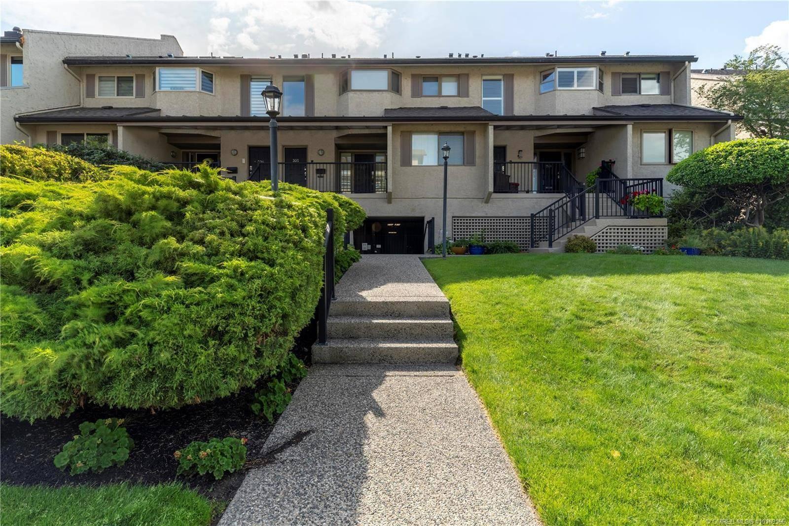 Townhouse for sale at 2900 Abbott St Unit 305 Kelowna British Columbia - MLS: 10189166
