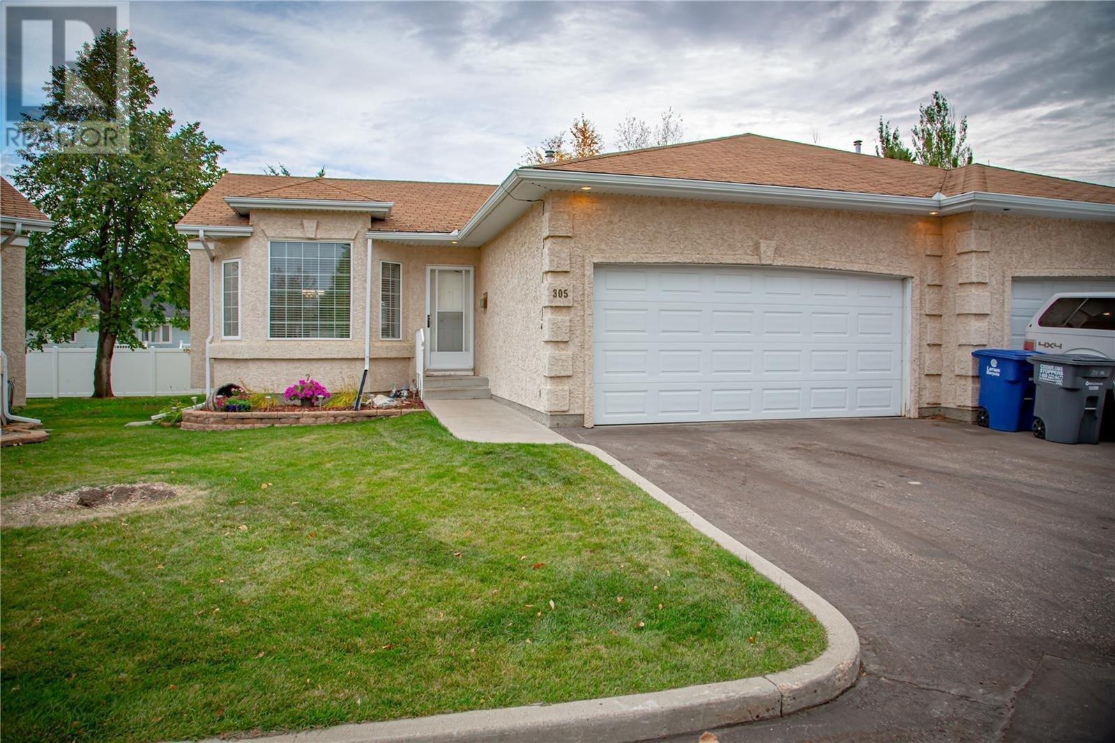 House for sale at 315 Berini Dr Unit 305 Saskatoon Saskatchewan - MLS: SK831746
