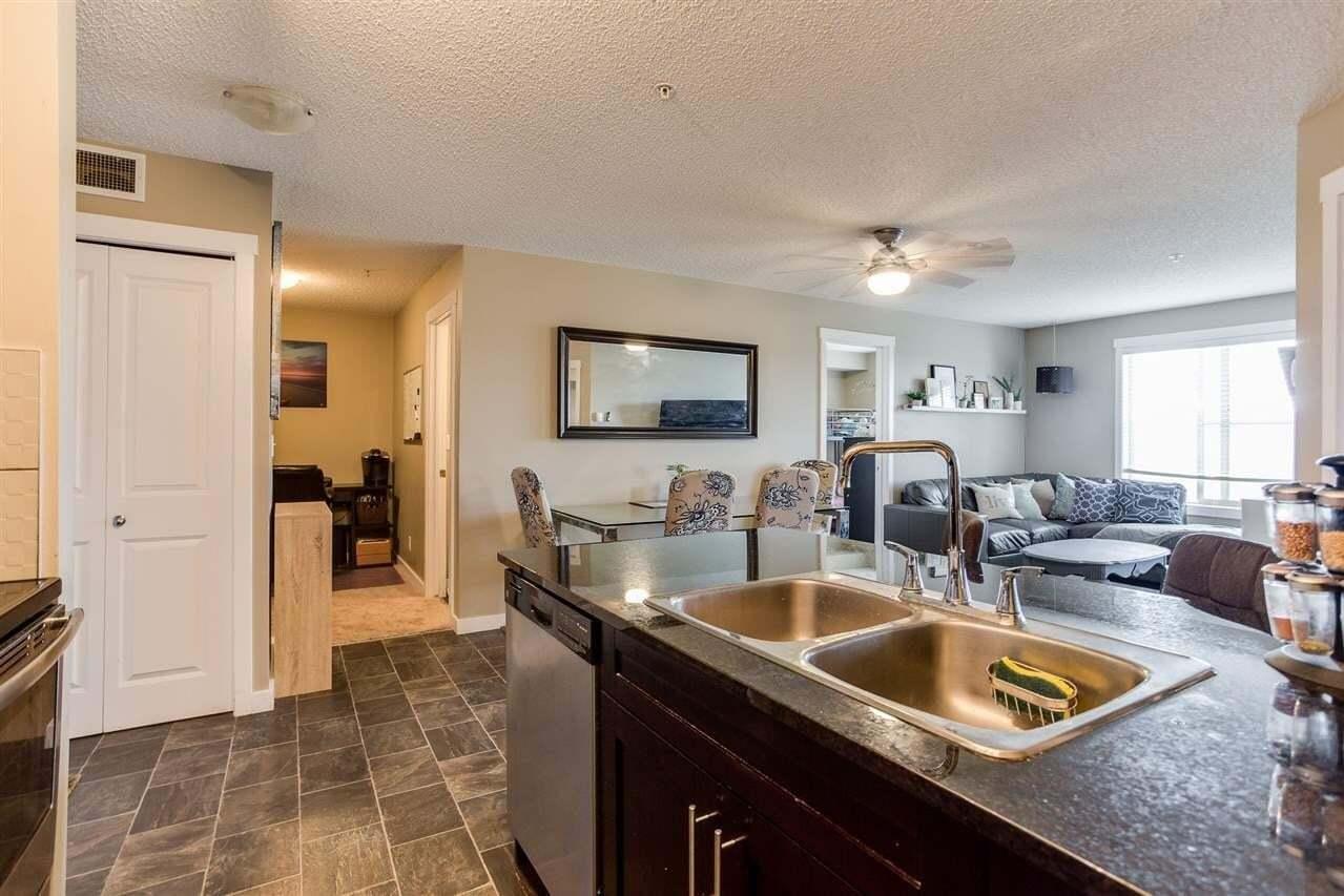 Condo for sale at 3315 James Mowatt Tr SW Unit 305 Edmonton Alberta - MLS: E4214772