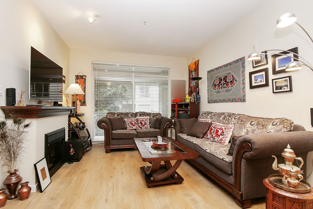 For Sale: 305 - 33318 East Bourquin Crescent, Abbotsford, BC | 2 Bed, 2 Bath Condo for $349900.