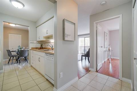 Condo for sale at 340 Ginger Dr Unit 305 New Westminster British Columbia - MLS: R2454745