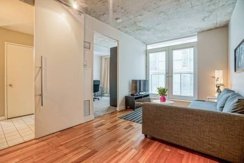 Condo for sale at 36 Charlotte St Unit 305 Toronto Ontario - MLS: C4415524