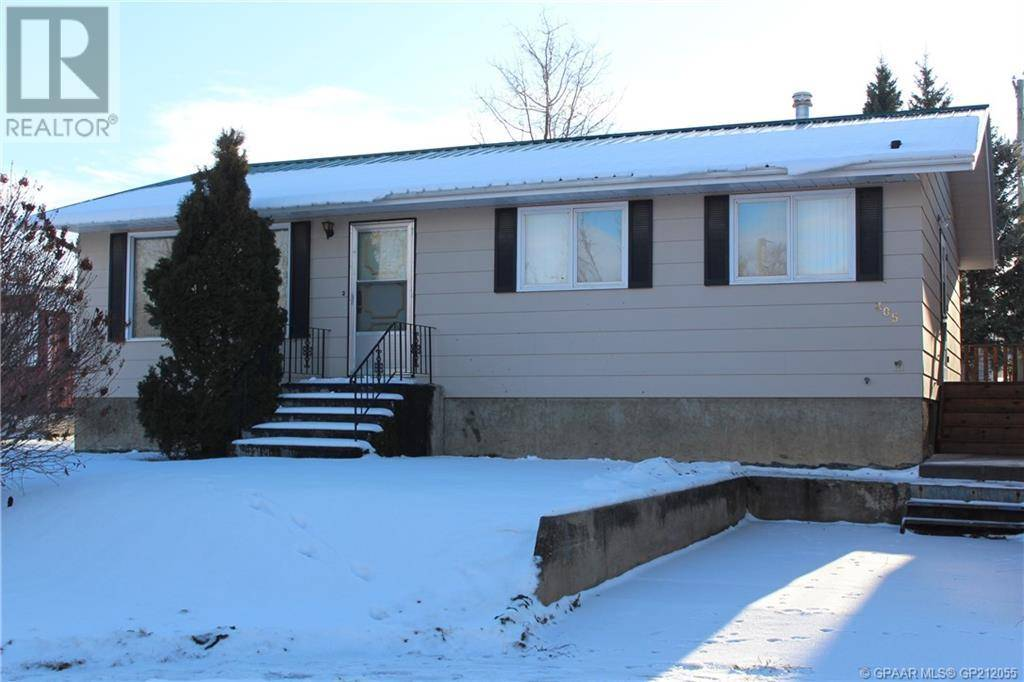 House for sale at 305 3rd Ave Manning Alberta - MLS: GP212055