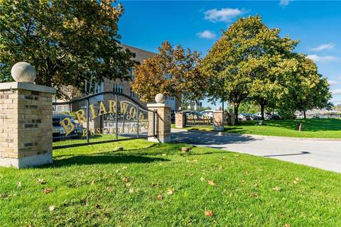Commercial property for sale at 418 North Service Rd Unit 305 Oakville Ontario - MLS: W4606073