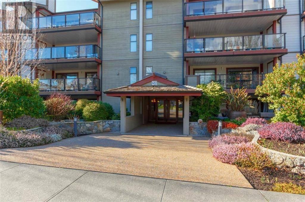 Condo for sale at 420 Parry St Unit 305 Victoria British Columbia - MLS: 418844