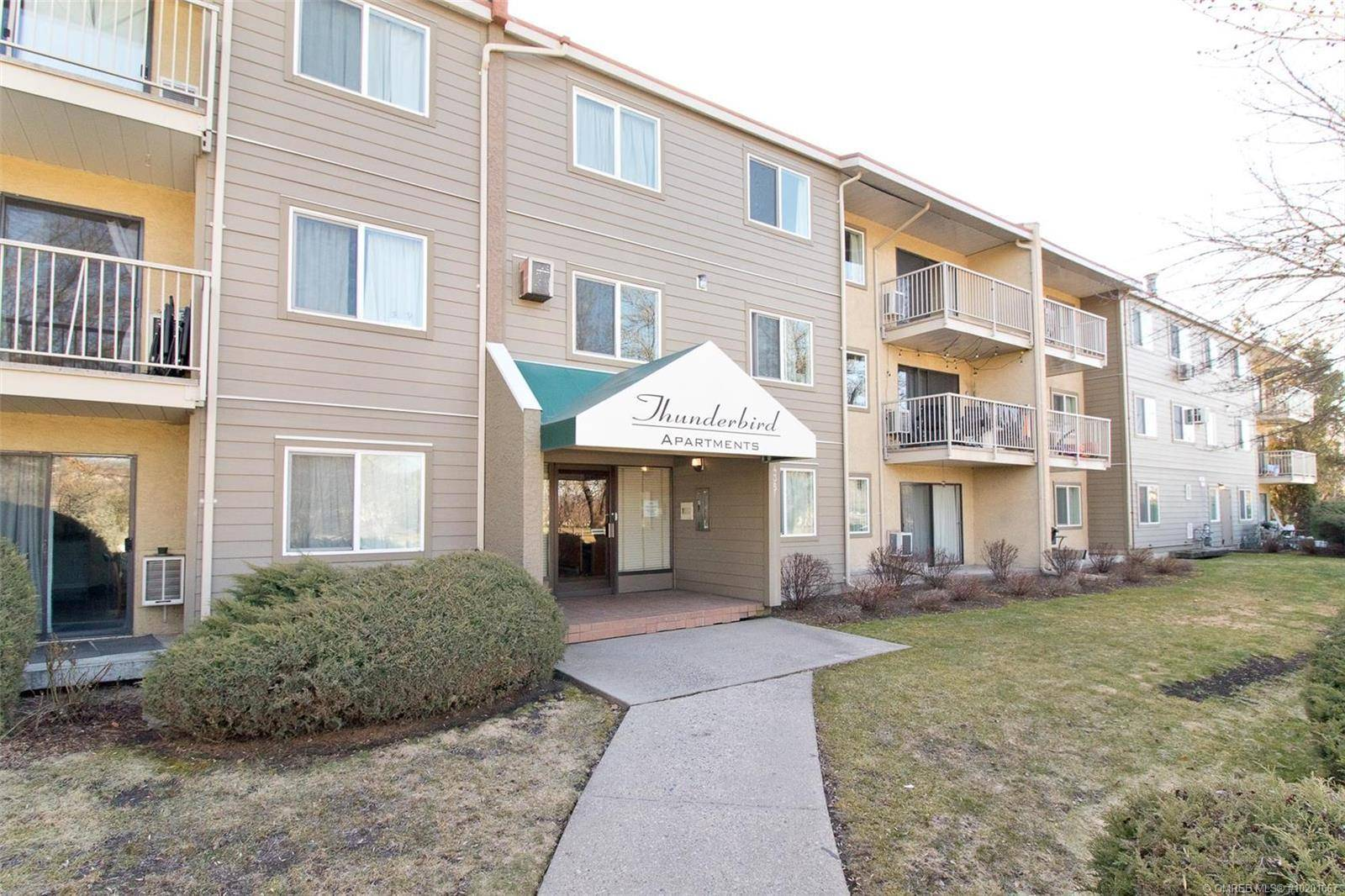 Condo for sale at 435 Franklyn Rd Unit 305 Kelowna British Columbia - MLS: 10201667