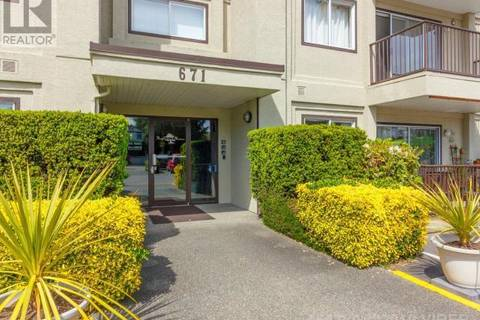 Condo for sale at 671 Trunk Rd Unit 305 Duncan British Columbia - MLS: 454780
