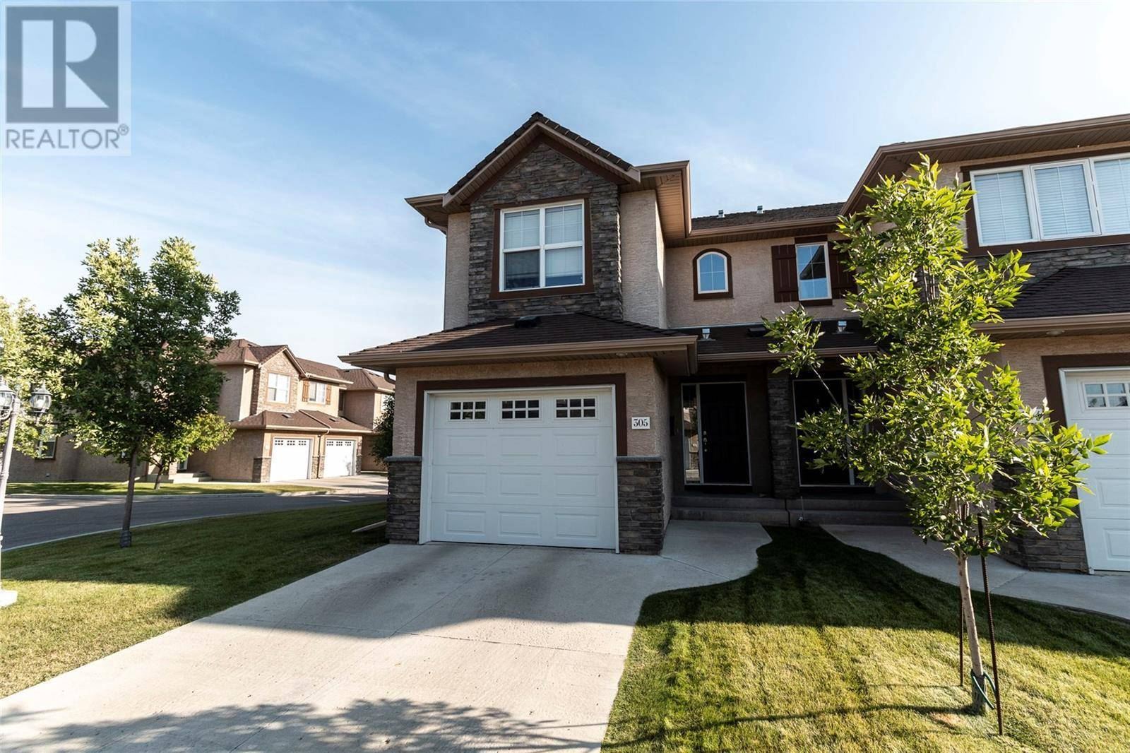 Townhouse for sale at 710 Gordon Rd Unit 305 Saskatoon Saskatchewan - MLS: SK784174