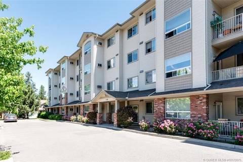 Condo for sale at 778 Rutland Rd Unit 305 Kelowna British Columbia - MLS: 10179075