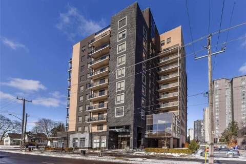 Condo for sale at 8 Hickory St Unit 305 Waterloo Ontario - MLS: X4707197