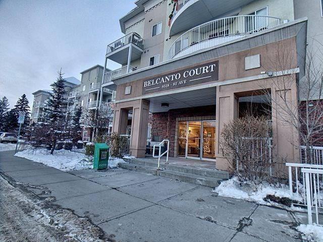 Condo for sale at 8528 82 Ave Nw Unit 305 Edmonton Alberta - MLS: E4168648