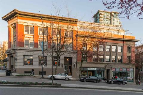 Condo for sale at 88 Lonsdale Ave Unit 305 North Vancouver British Columbia - MLS: R2404068