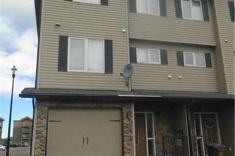 Townhouse for sale at 9149 Lakeland Dr Unit 305 Grande Prairie Alberta - MLS: GP205808