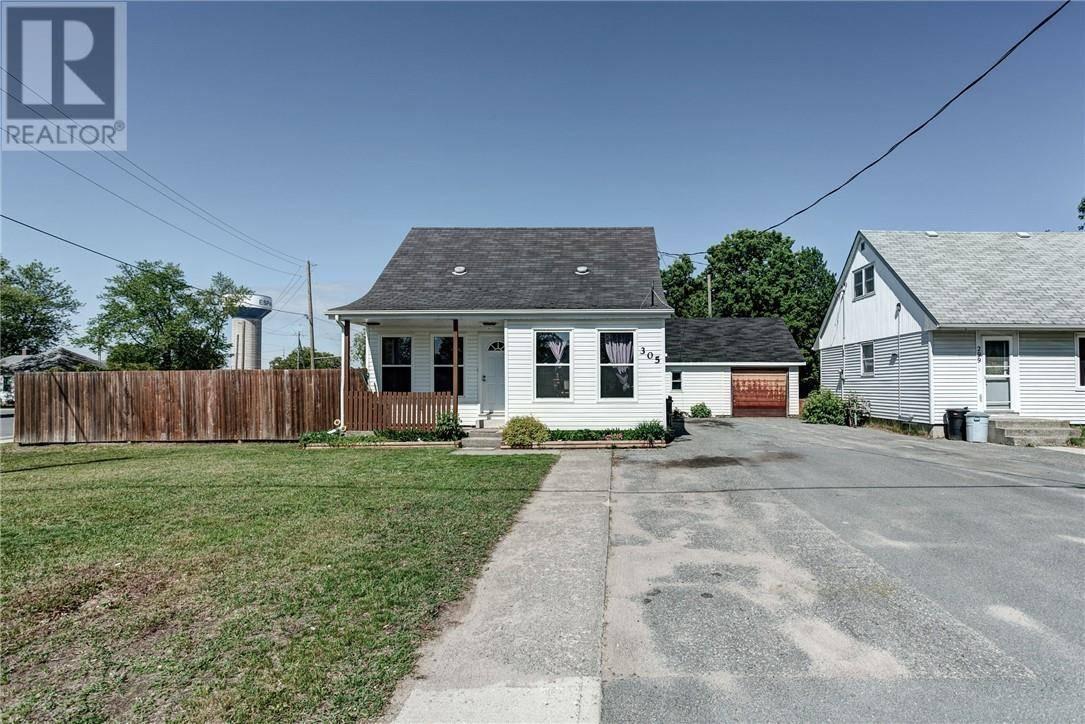 House for sale at 305 Appleford  Espanola Ontario - MLS: 2076025