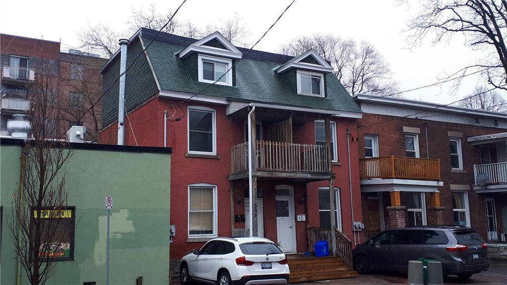 Townhouse for sale at 305 Arlington Ave Ottawa Ontario - MLS: 1161345