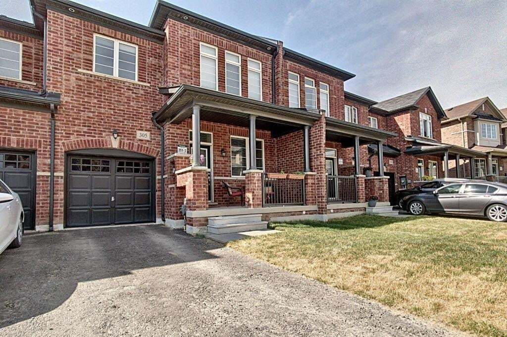 Townhouse for sale at 305 Humphrey St Waterdown Ontario - MLS: H4082922