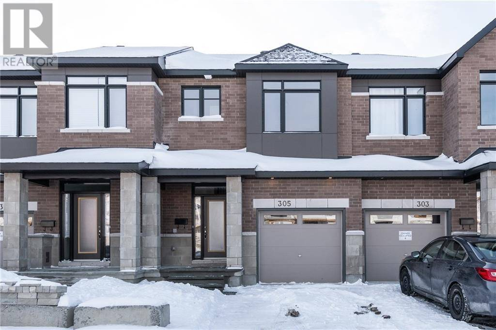 Townhouse for sale at 305 Joshua St Ottawa Ontario - MLS: 1179653