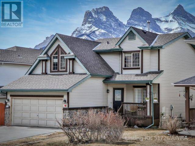 House for sale at 305 Lady Macdonald Cres Canmore Alberta - MLS: 51726