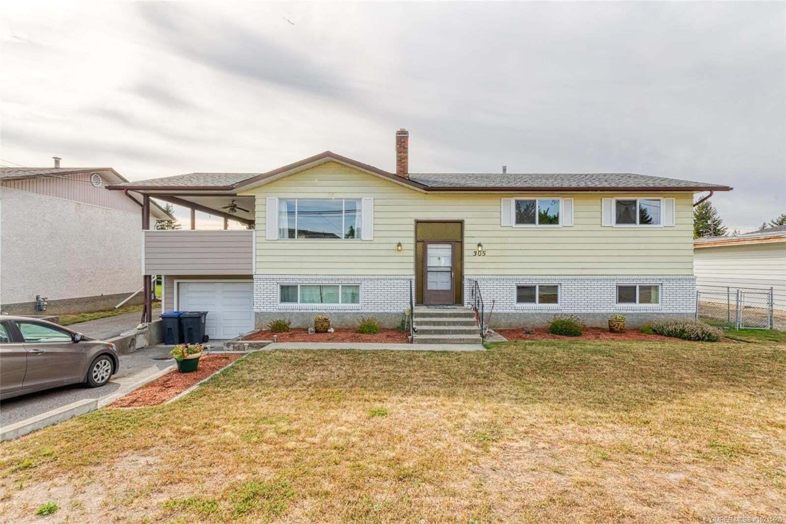 House for sale at 305 Mugford Rd Kelowna British Columbia - MLS: 10215600