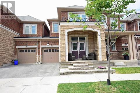 Townhouse for sale at 305 Sarah Cline Dr Oakville Ontario - MLS: W4489169