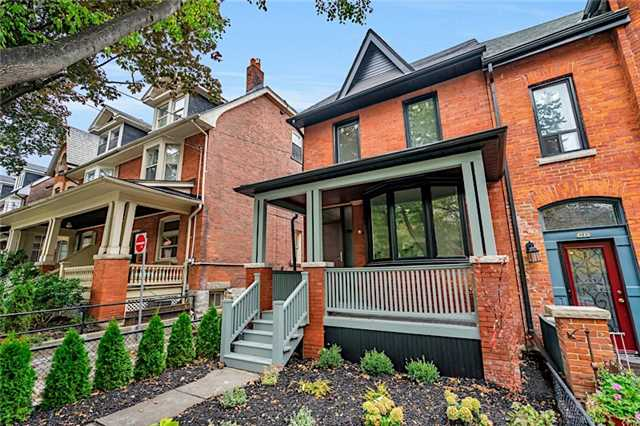 For Sale: 305 Shaw Street, Toronto, ON | 3 Bed, 3 Bath House for $2,600,000. See 20 photos!