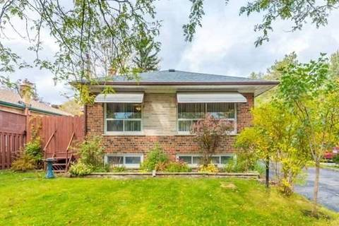 House for rent at 305 Skopit (main Floor) Rd Richmond Hill Ontario - MLS: N4665448