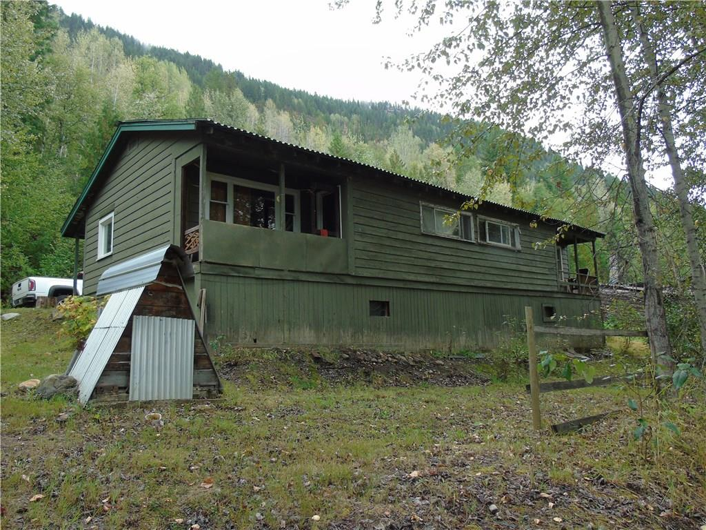 Removed: 305 Vector Road, Salmo, BC - Removed on 2020-01-15 15:12:04