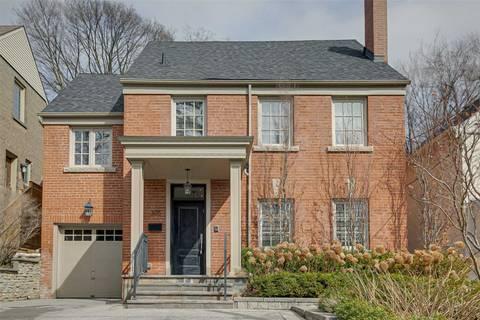 House for sale at 305 Warren Rd Toronto Ontario - MLS: C4729583