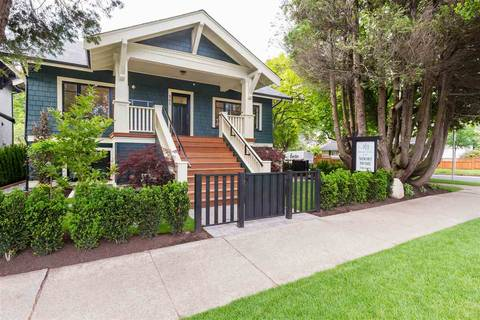 Townhouse for sale at 305 16th Ave W Vancouver British Columbia - MLS: R2373788