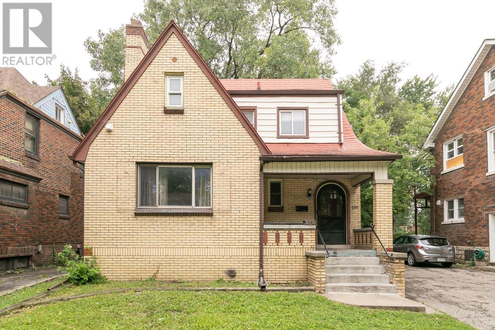 House for sale at 3050 Alexander Ave Windsor Ontario - MLS: 20009478