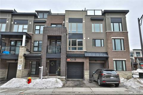 Townhouse for sale at 3050 Silvertip Common Cres Oakville Ontario - MLS: W4388407