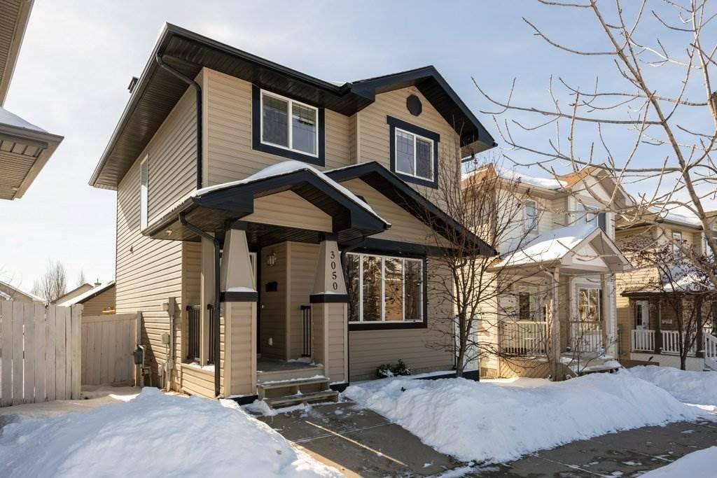 House for sale at 3050 Trelle Cres Nw Edmonton Alberta - MLS: E4191004