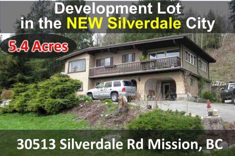 House for sale at 30513 Silverdale Ave Mission British Columbia - MLS: R2497257