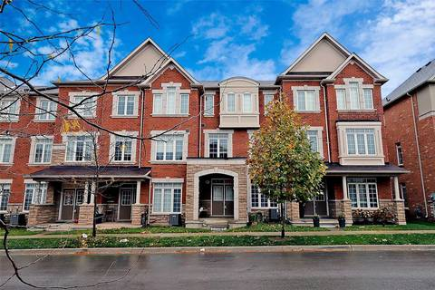 Townhouse for rent at 3052 Eberly Wood Dr Oakville Ontario - MLS: W4627129