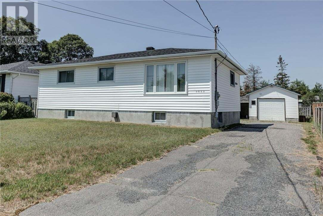 House for sale at 3053 River Rd Val Caron Ontario - MLS: 2087246