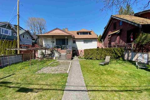 House for sale at 3053 8th Ave W Vancouver British Columbia - MLS: R2449987
