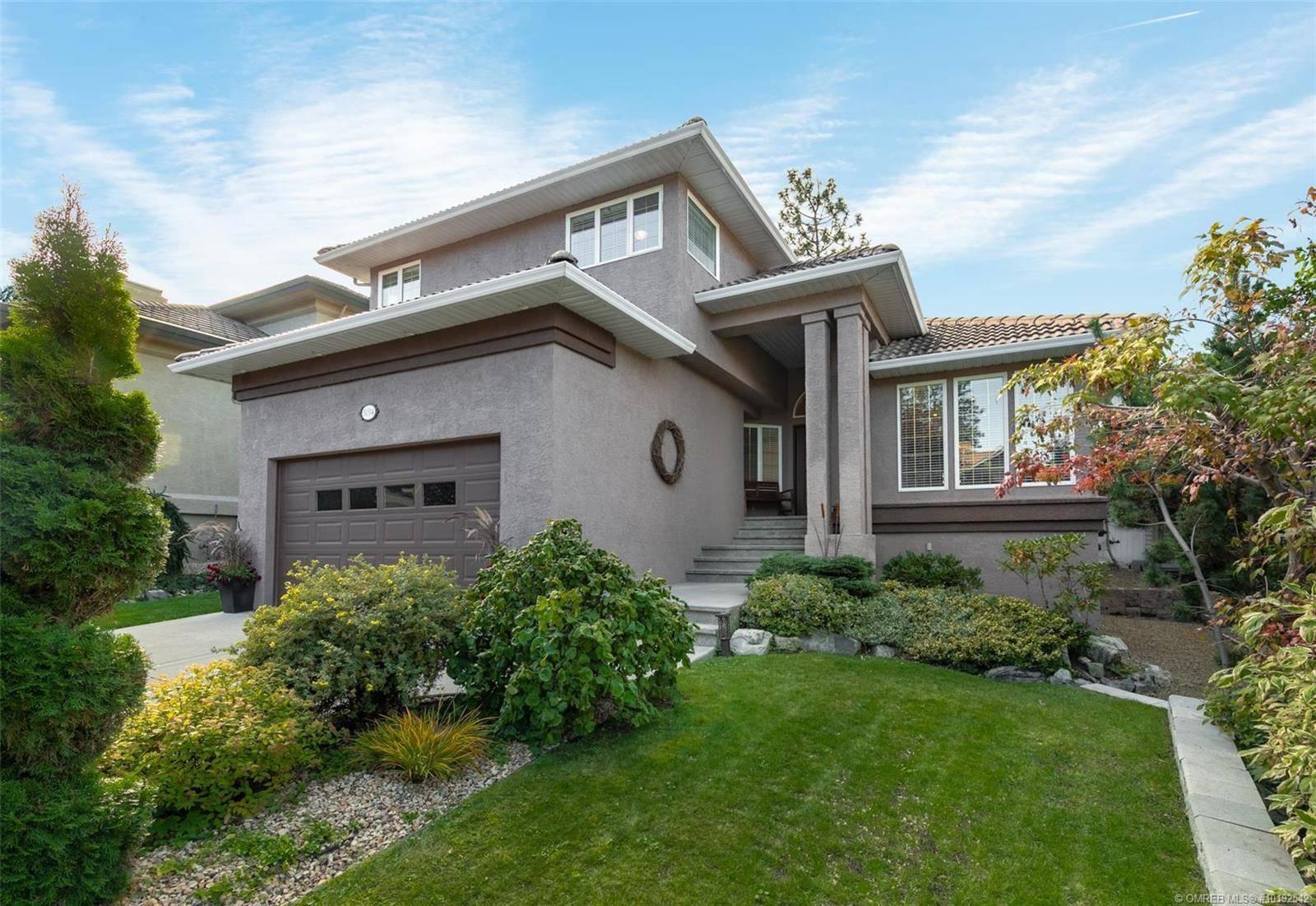 House for sale at 3054 Quail Run Dr Kelowna British Columbia - MLS: 10192542