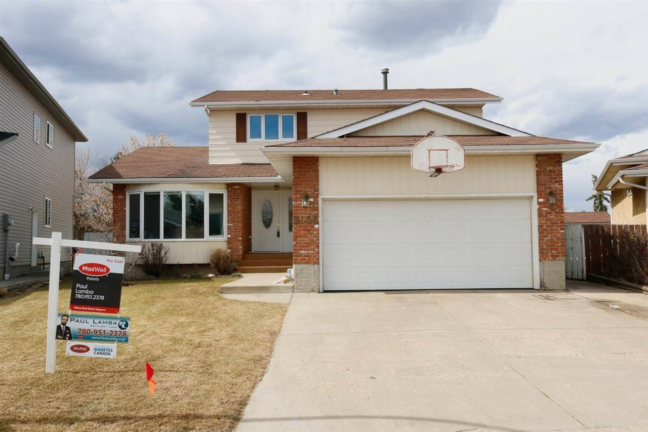 House for sale at 3056 79 St Nw Edmonton Alberta - MLS: E4195322