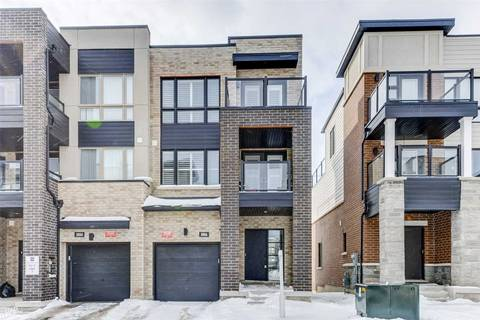 Townhouse for sale at 3056 Cascade Common Ct Oakville Ontario - MLS: W4371798
