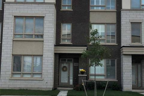 Townhouse for rent at 3056 Ernest Appelbe Blvd Oakville Ontario - MLS: W4630551