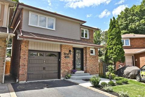 House for sale at 3056 Mikeboro Ct Mississauga Ontario - MLS: W4584652