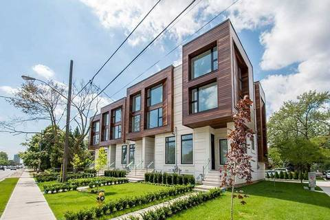 Townhouse for sale at 3058 Bayview Ave Toronto Ontario - MLS: C4754069