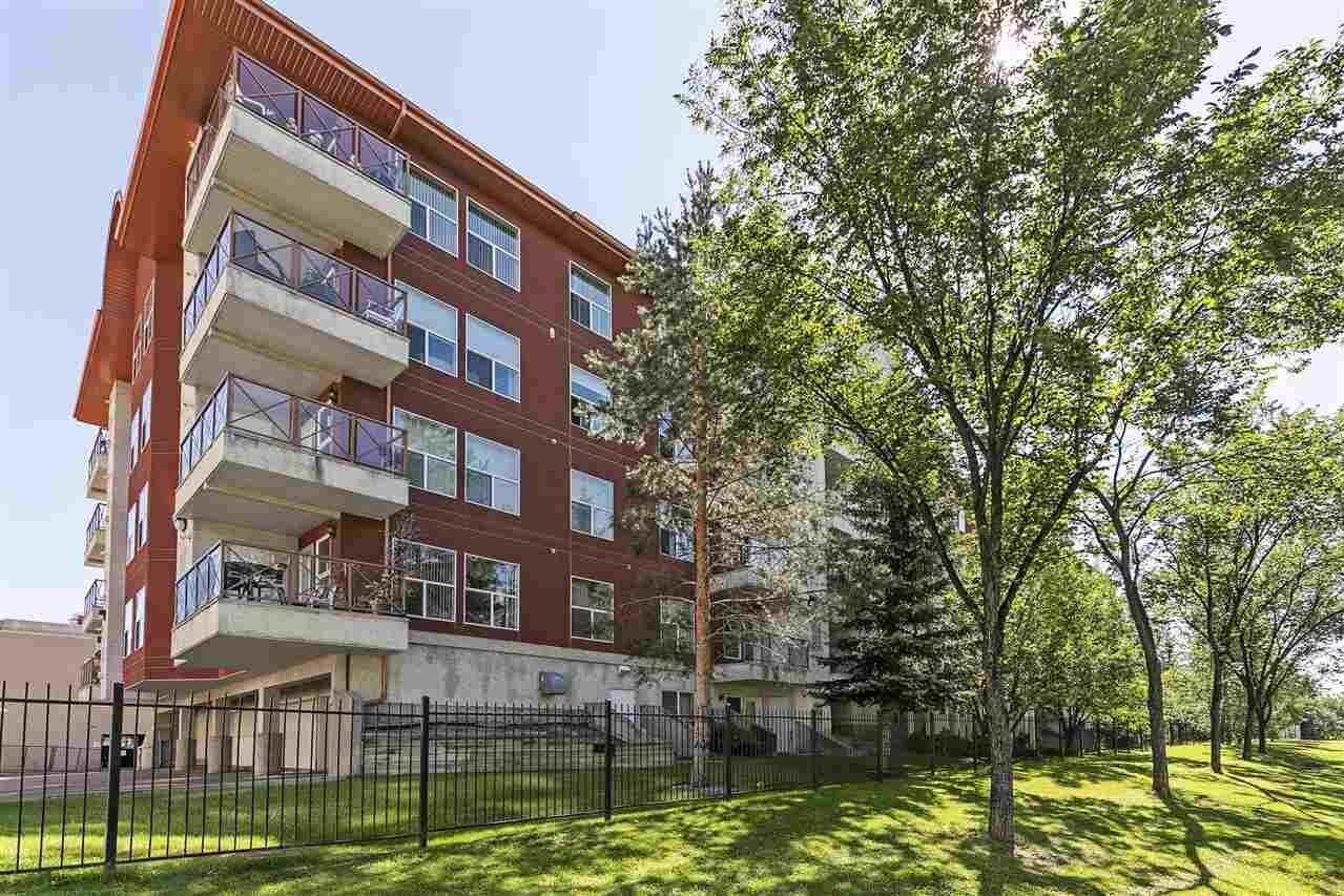 Condo for sale at 10916 102 Av NW Unit 305A Edmonton Alberta - MLS: E4217051
