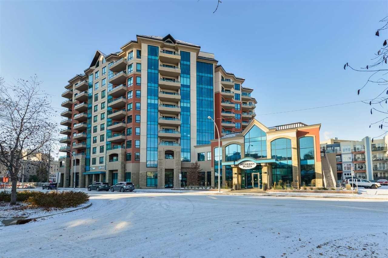 Condo for sale at 10142 111 St NW Unit 306 Edmonton Alberta - MLS: E4218696