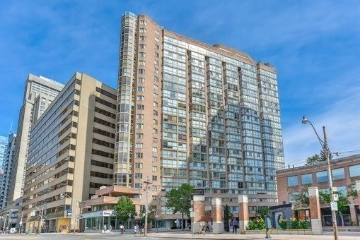 Sold: 306 - 1055 Bay Street, Toronto, ON