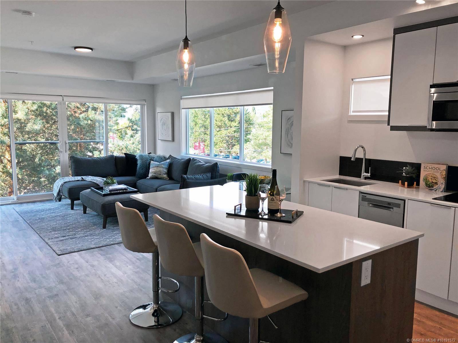 Condo for sale at 1083 Klo Rd Unit 306 Kelowna British Columbia - MLS: 10191572